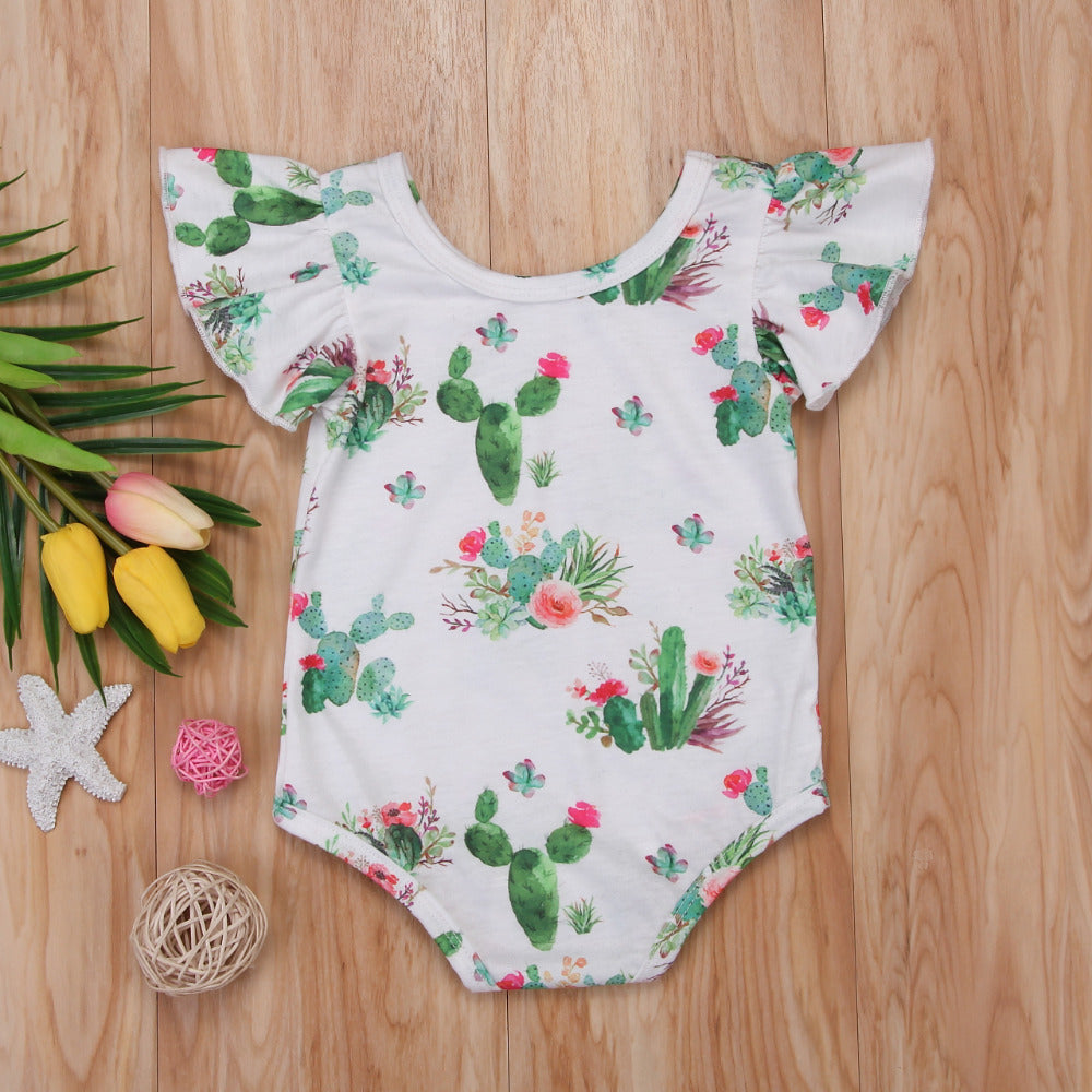 Prickly Pear Onesie - Addy's Attic