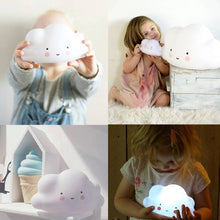 LED Cloud Night Light - Addy's Attic