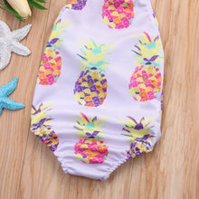 Pineapple Perfection Swimsuit - Addy's Attic