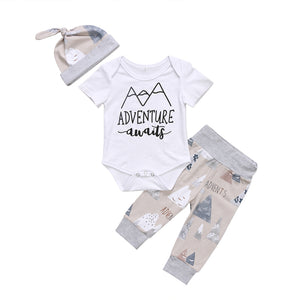 Adventure Awaits - Addy's Attic