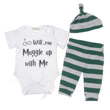 Muggle Up with Me - Addy's Attic