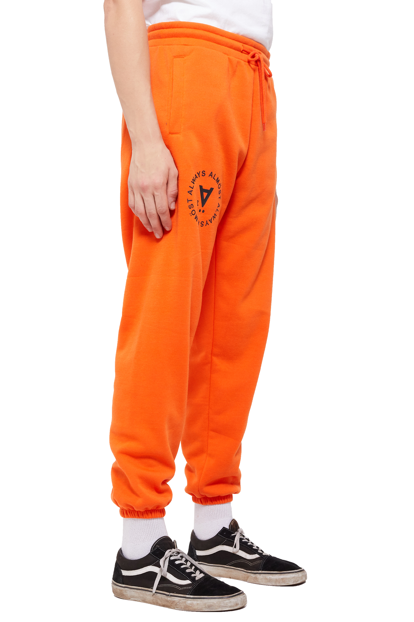 Copy of Raceway Sweatpants - Orange