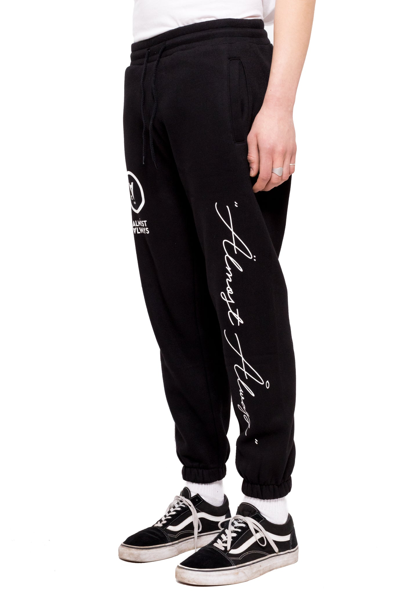 Home Office Sweatpants - Black