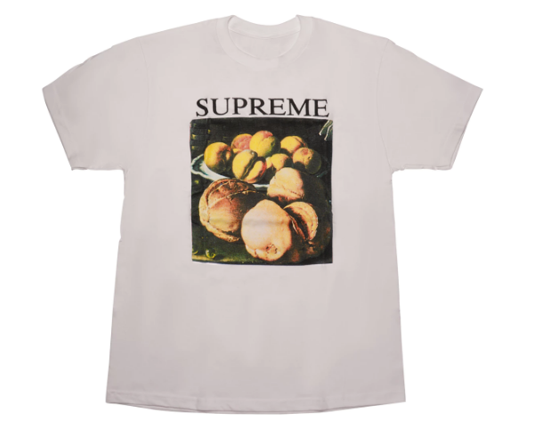 Supreme Still Life Tee White (Size LARGE)