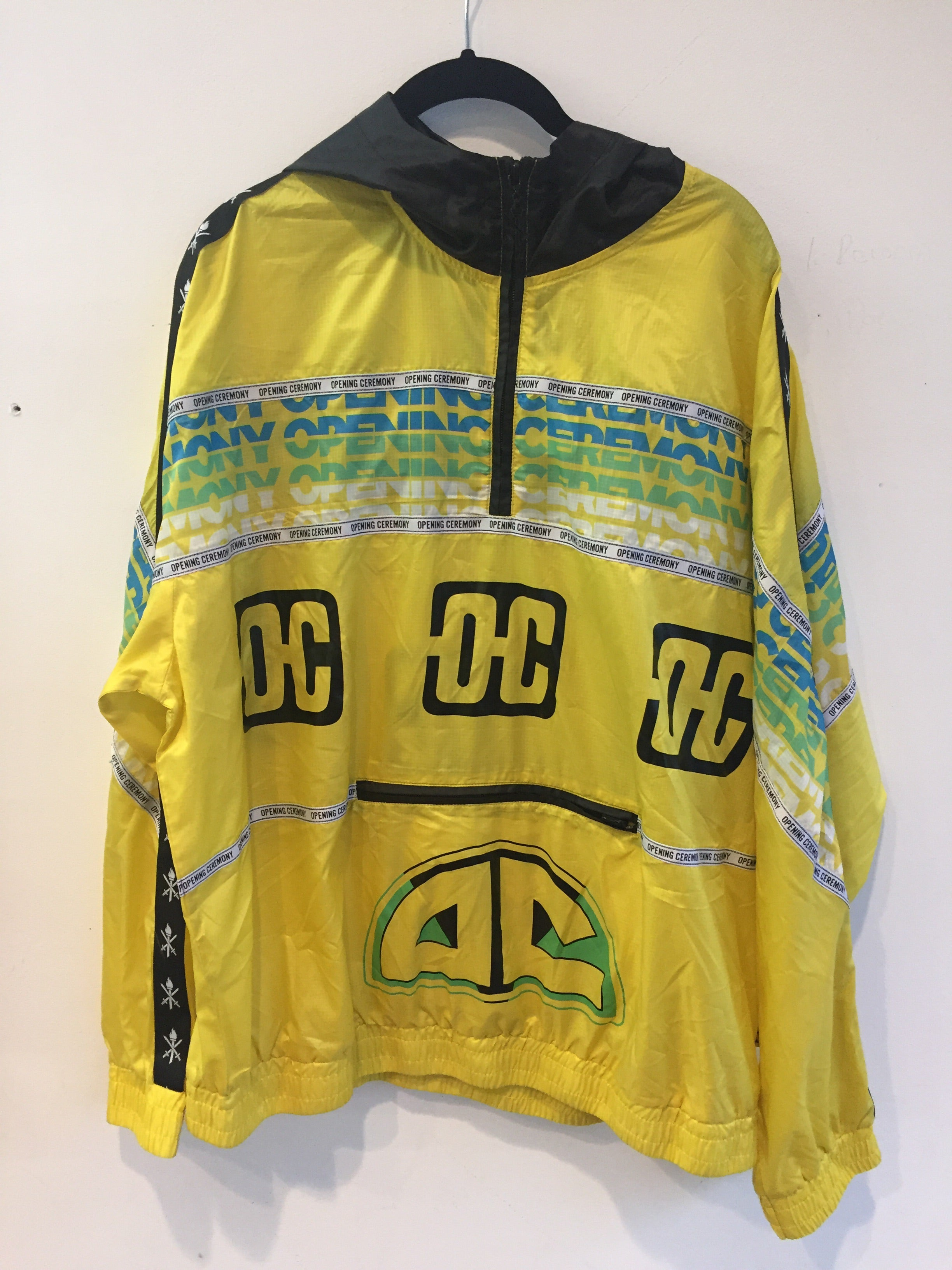 Opening Ceremony - Yellow - Windbreaker - Size L
