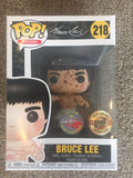 Funko Pop! Movies - Bruce Lee Number 218 - Signed by Rudy Ramirez - Bait Exclusive