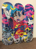 Complexcon - Matt Gondeck - Mickey Mouse Growing Pains Skateboard Deck Set (3 Decks)