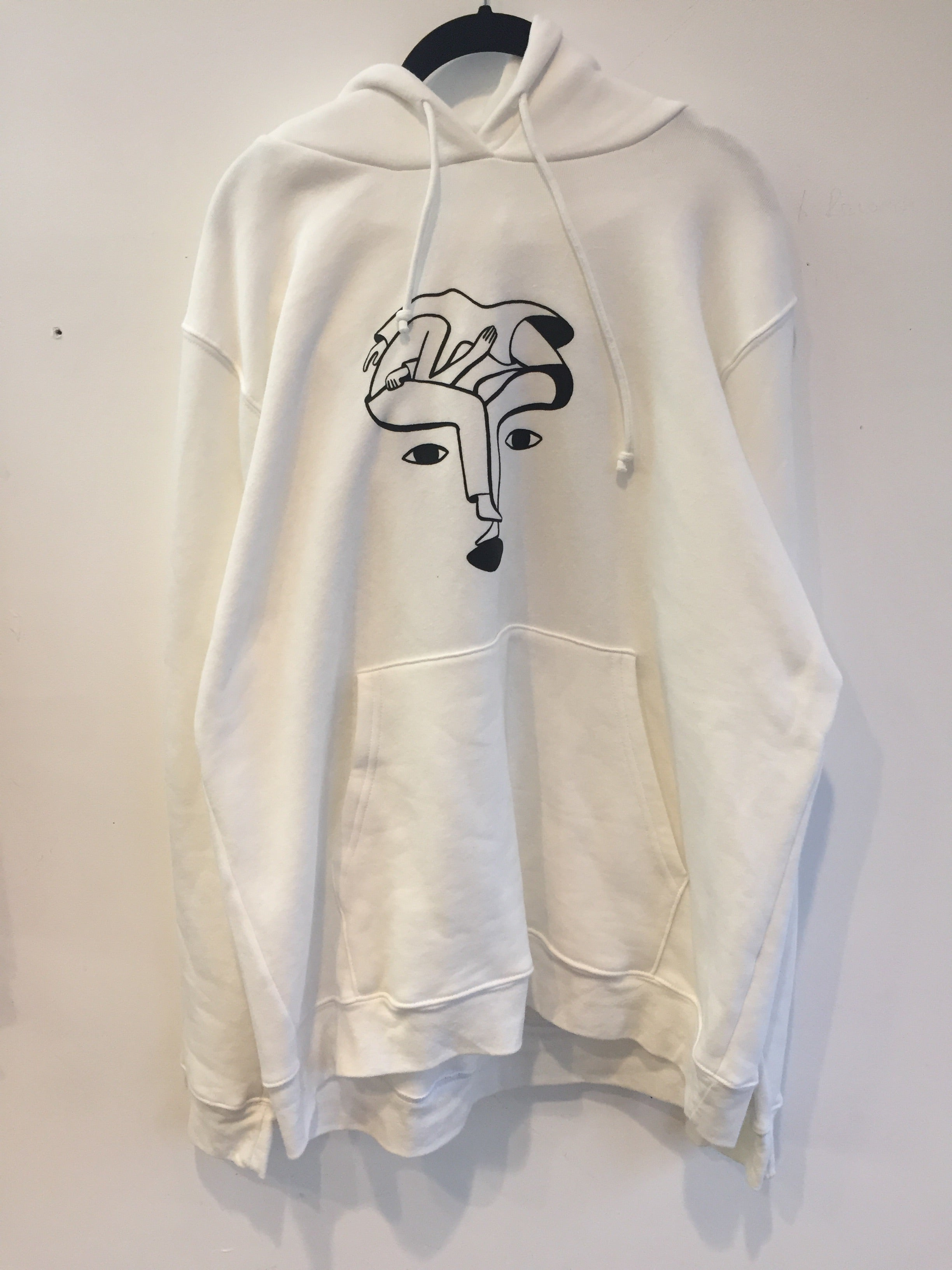 Opening Ceremony - White - Hoodie - Size XL