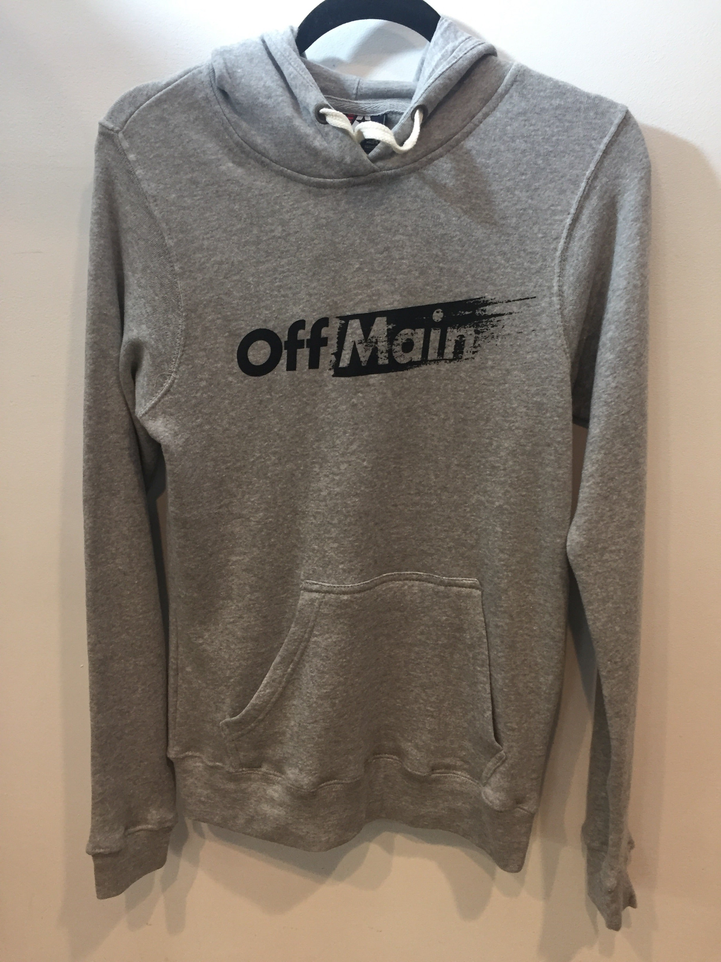 OffMain - Hoodie - Gray