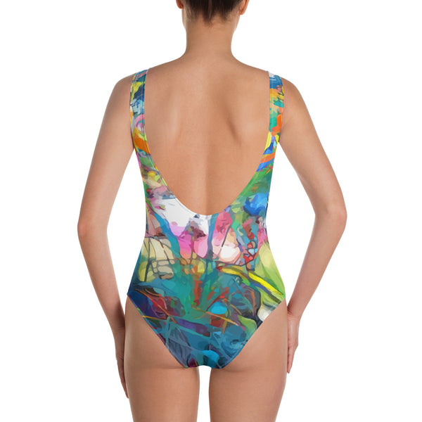 Maillot de Bain PACHAD | One-Piece Swimsuit PACHAD