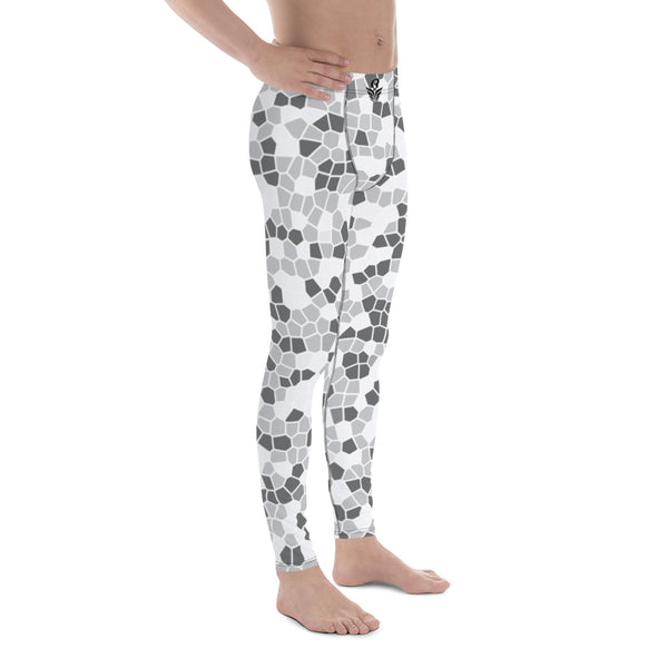 Legging homme ABARIEL blanc | Men's Leggings ABARIEL White