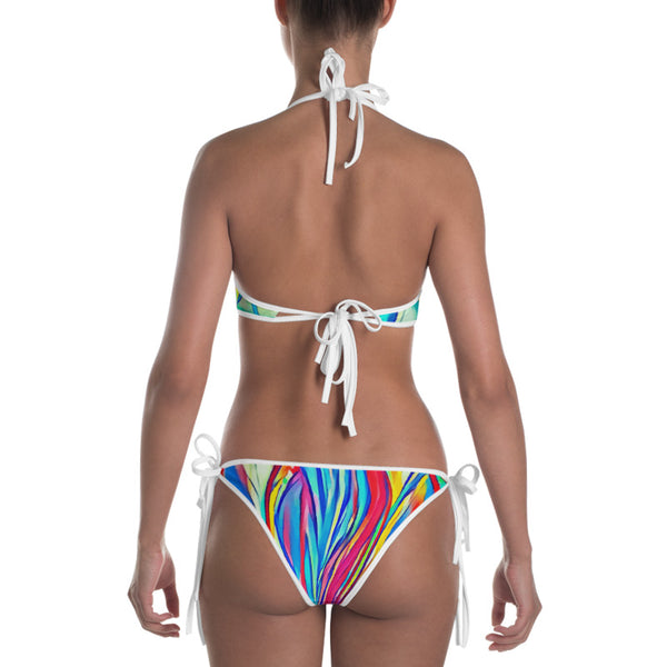 Bikini réversible PASCHAEL | Swimwear reversible PASCHAEL