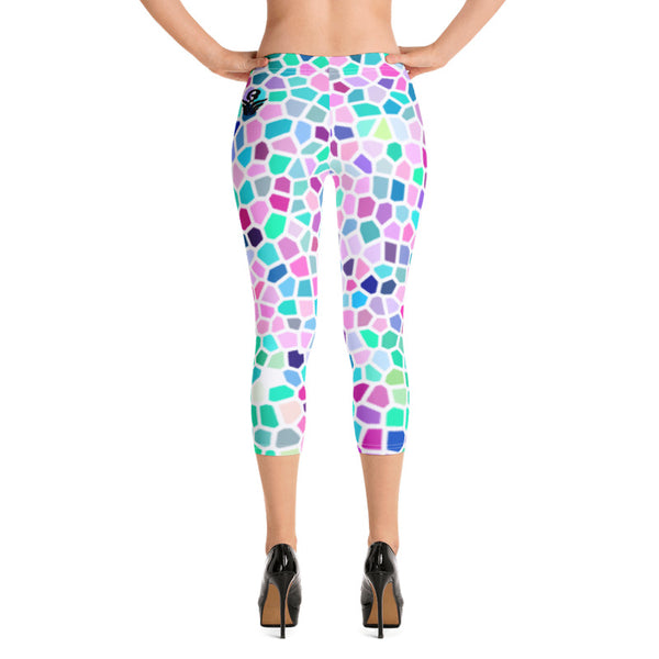 Legging Court JAIREL | Capri Legging JAIREL