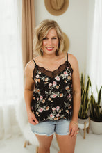Load image into Gallery viewer, Racerback Floral Cami