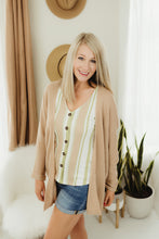 Load image into Gallery viewer, Open Weave Cardi