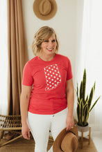 Load image into Gallery viewer, Stars Indiana Tee