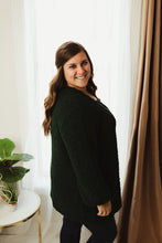Load image into Gallery viewer, Curvy Puff Popcorn Cardi
