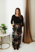 Load image into Gallery viewer, Floral Sash Maxi 2