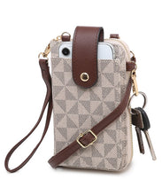 Load image into Gallery viewer, Monogram Cellphone Purse