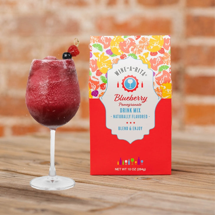 Blueberry Pomegranate Boxed Mix