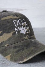 Load image into Gallery viewer, Camo Dog Mom