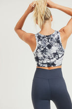 Load image into Gallery viewer, Tie Dye Seamless Sports Bra