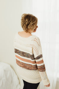 Thread Cable Knit