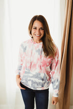 Load image into Gallery viewer, Splat Tie Dye Pullover