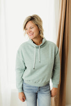 Load image into Gallery viewer, Cowl Neck Pullover