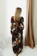 Sweet Floral Maxi