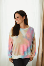 Load image into Gallery viewer, Stitch Detail Tie Dye