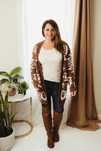 Load image into Gallery viewer, Plush Western Cardi