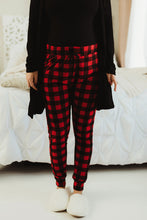 Load image into Gallery viewer, Gingham Joggers