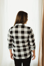 Load image into Gallery viewer, Checker Flannel