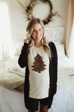 Load image into Gallery viewer, Leopard Christmas Tree Graphic