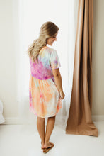 Load image into Gallery viewer, Tie Dye Dress