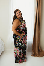 Load image into Gallery viewer, Plus Size Floral Maxi