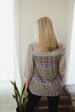 Load image into Gallery viewer, Challis Boho Top
