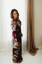 Load image into Gallery viewer, Floral Long Maxi Dress