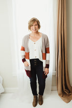 Load image into Gallery viewer, Stylish Striped Cardi
