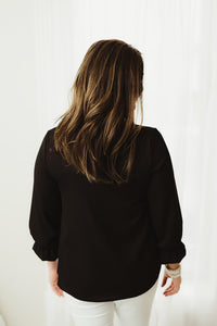 Blouse Ruffled