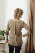 Load image into Gallery viewer, Quilted Elbow Button Tunic