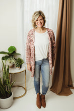 Load image into Gallery viewer, Multicolor Knit Cardi