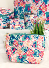 Load image into Gallery viewer, Peony Sorbet Medium Carryall