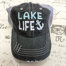 Lake Life Trucker Cap