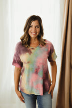 Load image into Gallery viewer, Pink Magenta Tie Dye