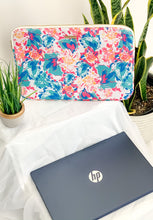 Load image into Gallery viewer, Peony Sorbet Laptop Sleeve