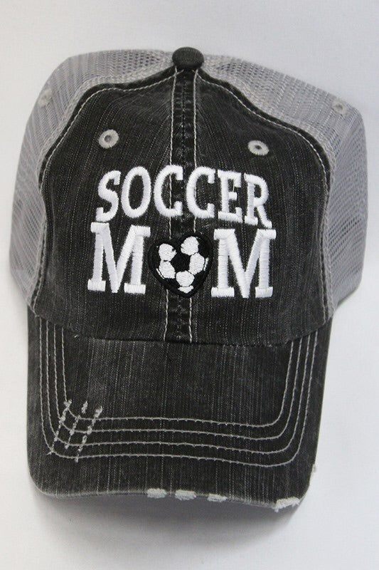 Soccer Mom Hat