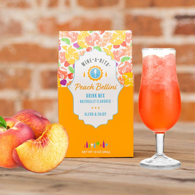 Peach Bellini Boxed Mix