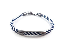Pulseira Navy Chrome
